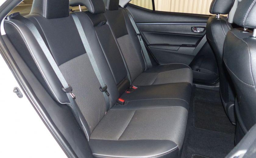 2015 Toyota Corolla S A/C Gr-Électrique Bluetooth Cam #24