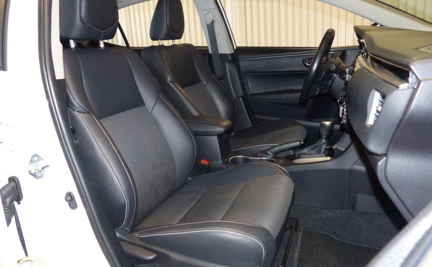 2015 Toyota Corolla S A/C Gr-Électrique Bluetooth Cam #26