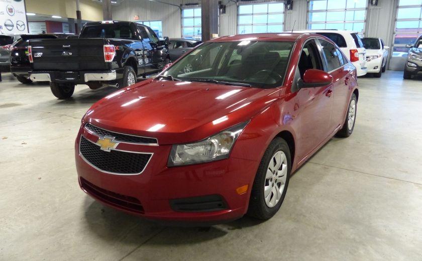 2014 Chevrolet Cruze 1LT A/C Gr-Électrique (Bluetooth) #2
