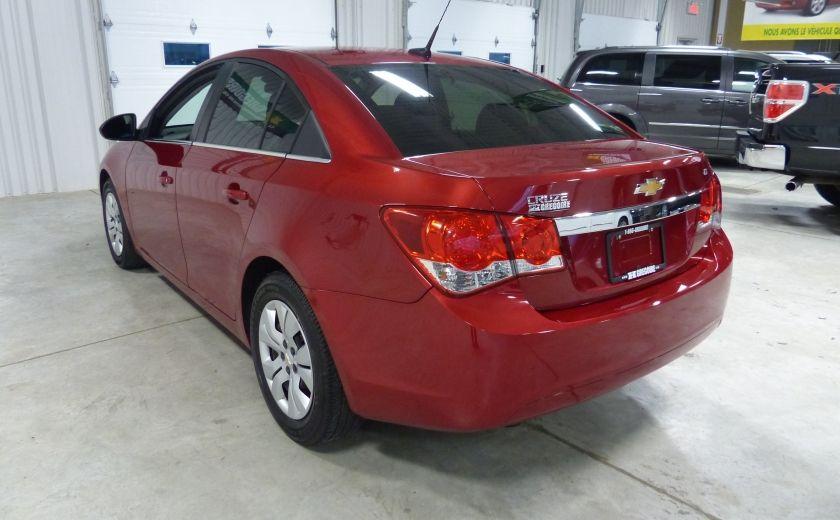 2014 Chevrolet Cruze 1LT A/C Gr-Électrique (Bluetooth) #4