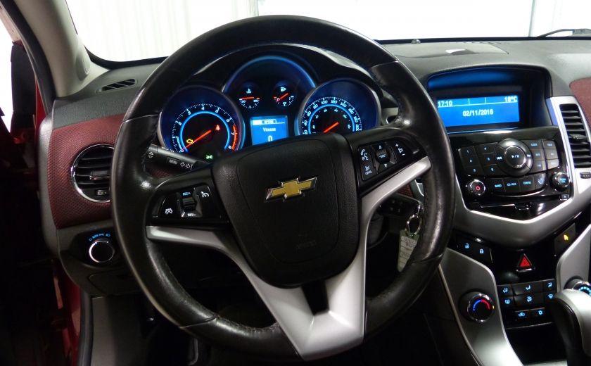 2014 Chevrolet Cruze 1LT A/C Gr-Électrique (Bluetooth) #9