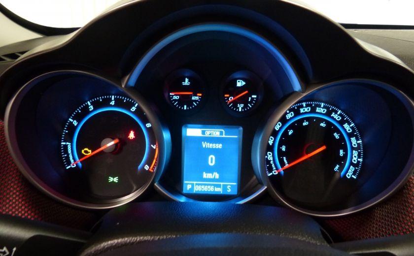 2014 Chevrolet Cruze 1LT A/C Gr-Électrique (Bluetooth) #12