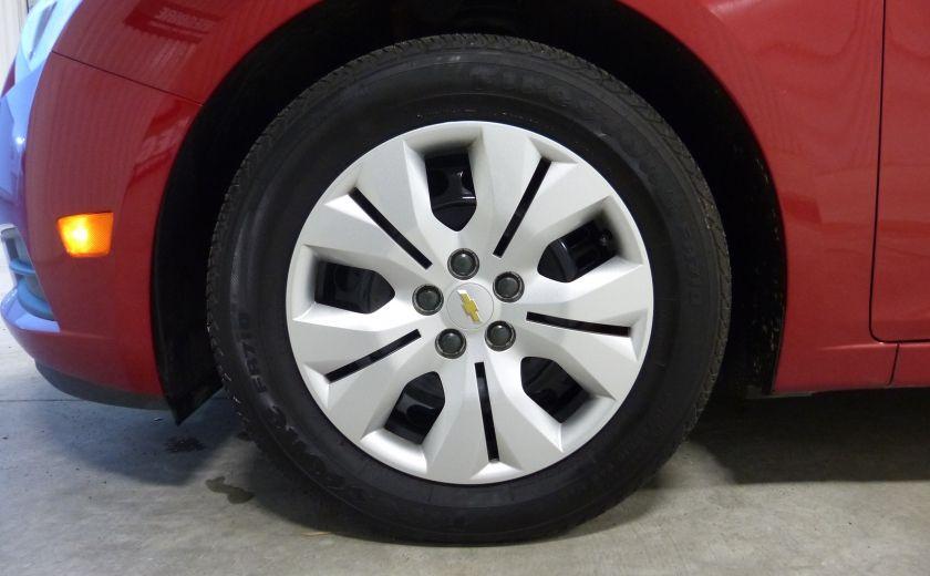 2014 Chevrolet Cruze 1LT A/C Gr-Électrique (Bluetooth) #28