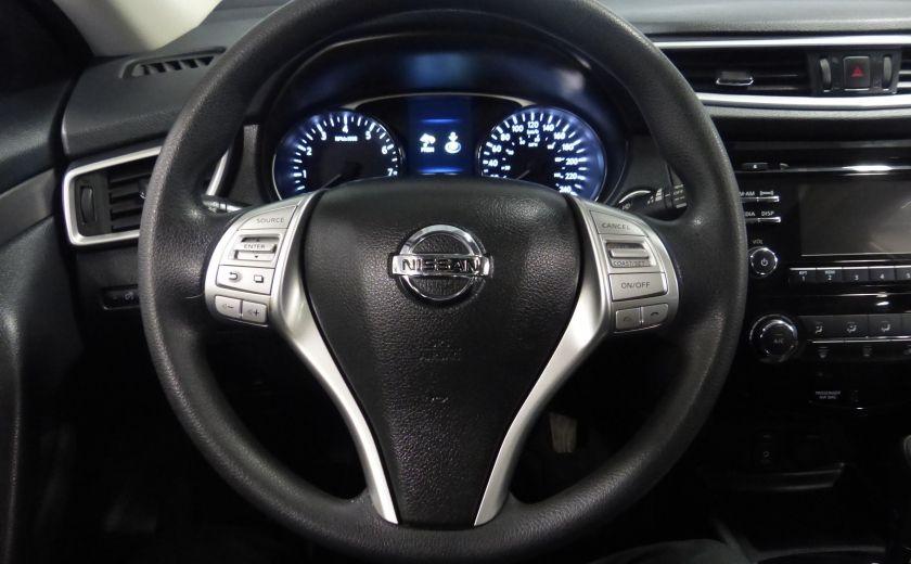 2014 Nissan Rogue SV AWD TOIT A/C Gr-Électrique Cam Bluetooth #13