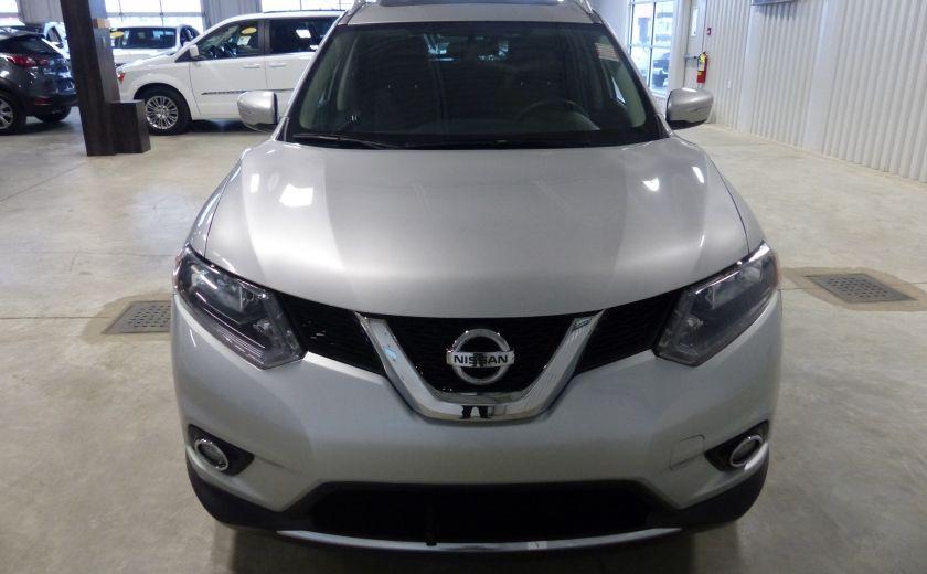 2014 Nissan Rogue SV AWD TOIT A/C Gr-Électrique Cam Bluetooth #1