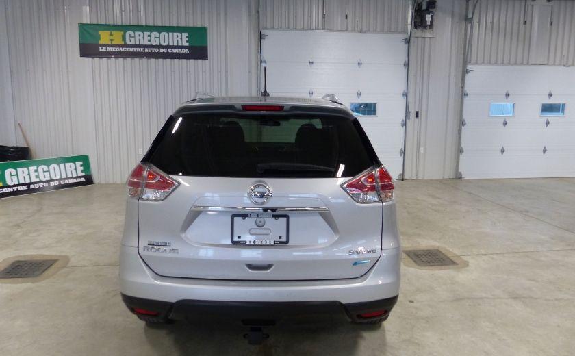2014 Nissan Rogue SV AWD TOIT A/C Gr-Électrique Cam Bluetooth #5