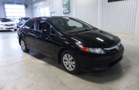 2012 Honda Civic LX A/C Gr-Électrique à New Richmond