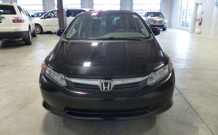 2012 Honda Civic LX A/C Gr-Électrique #1