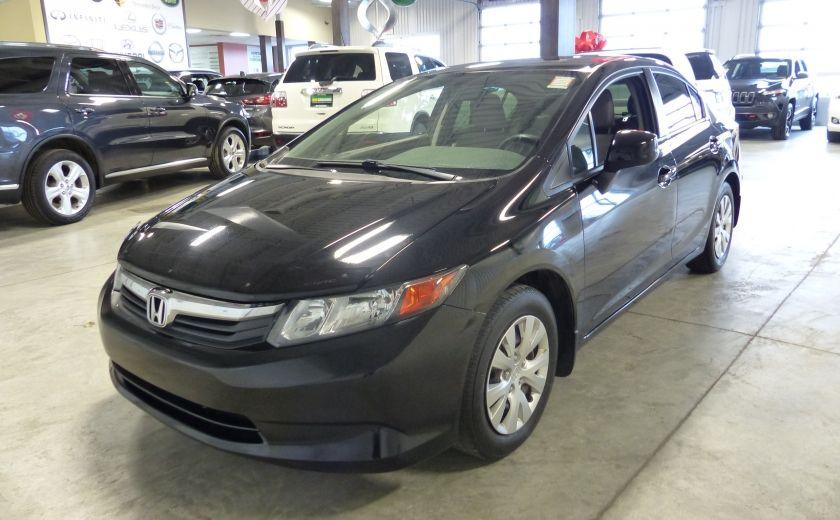 2012 Honda Civic LX A/C Gr-Électrique #2