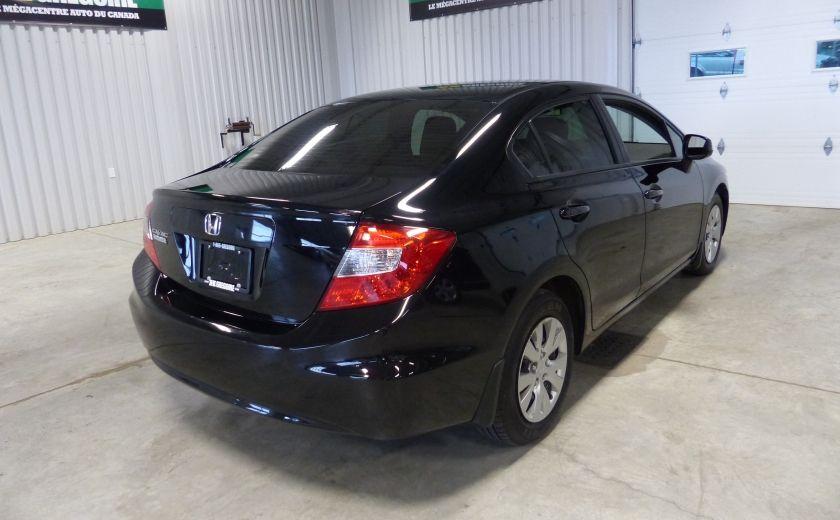 2012 Honda Civic LX A/C Gr-Électrique #6