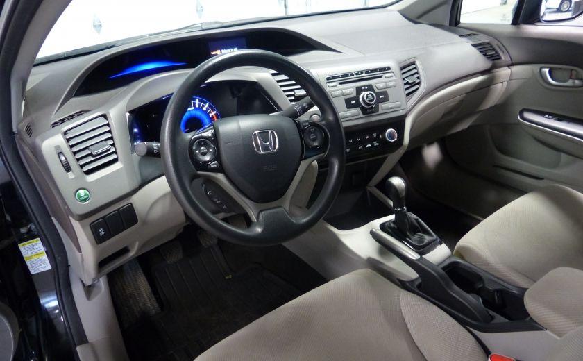 2012 Honda Civic LX A/C Gr-Électrique #8