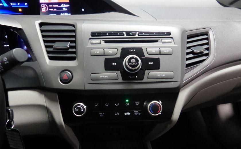 2012 Honda Civic LX A/C Gr-Électrique #14