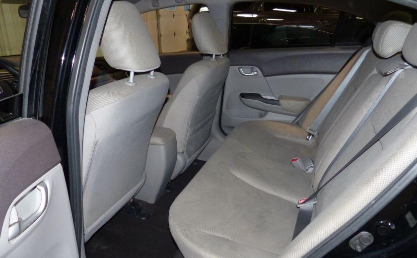 2012 Honda Civic LX A/C Gr-Électrique #17