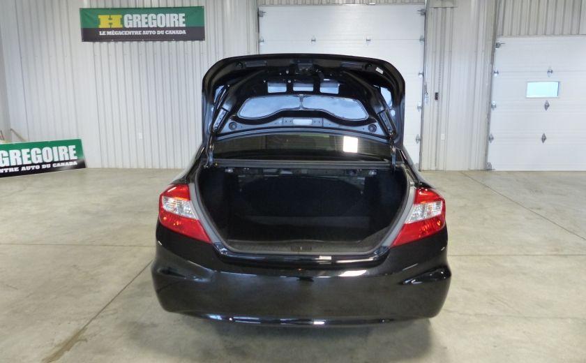 2012 Honda Civic LX A/C Gr-Électrique #20
