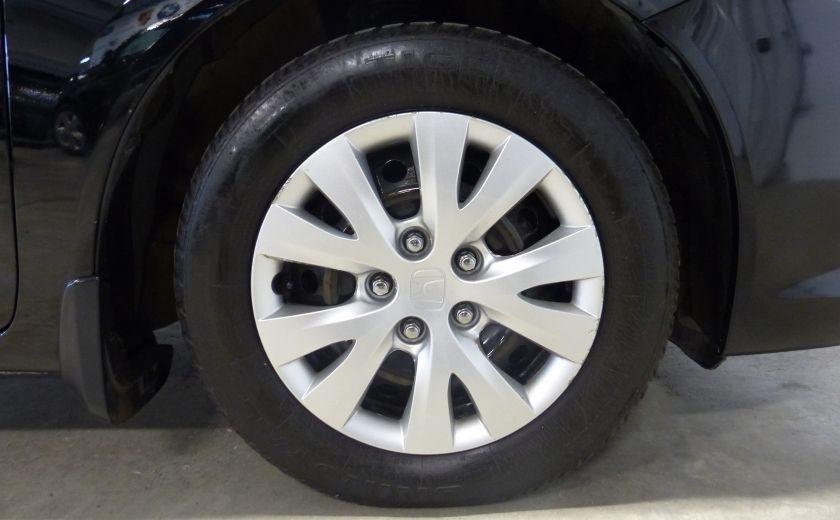2012 Honda Civic LX A/C Gr-Électrique #27