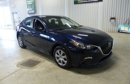 2014 Mazda 3 GX-SKY A/C Gr-Électrique Bluetooth in Saguenay