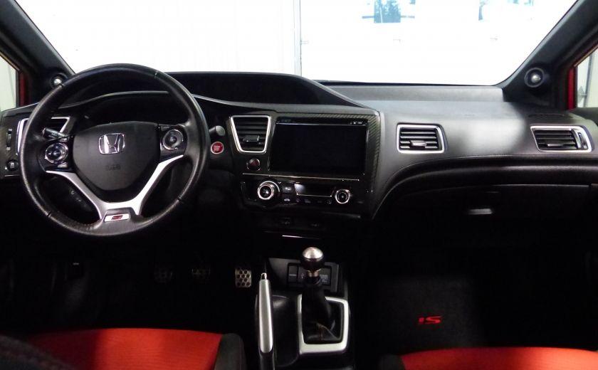 2015 Honda Civic Si (TOIT-NAV-Camera) A/C Gr-Électrique Bluetooth #25