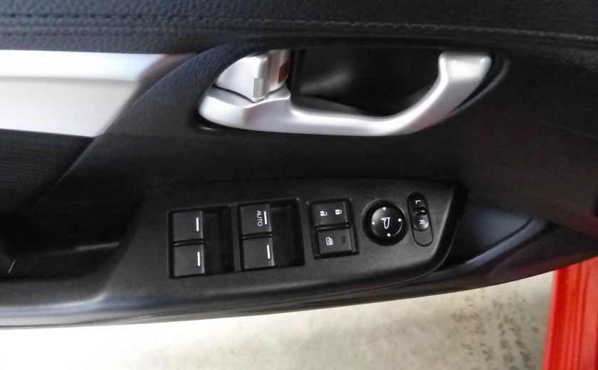 2015 Honda Civic Si (TOIT-NAV-Camera) A/C Gr-Électrique Bluetooth #10