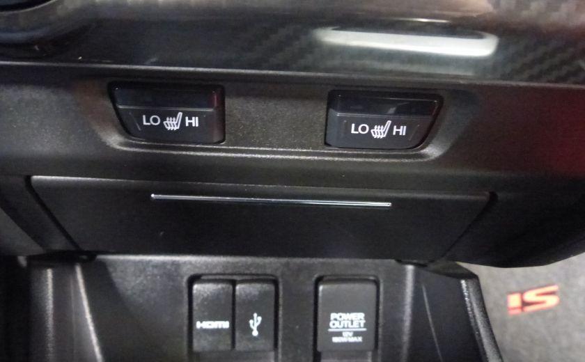 2015 Honda Civic Si (TOIT-NAV-Camera) A/C Gr-Électrique Bluetooth #17