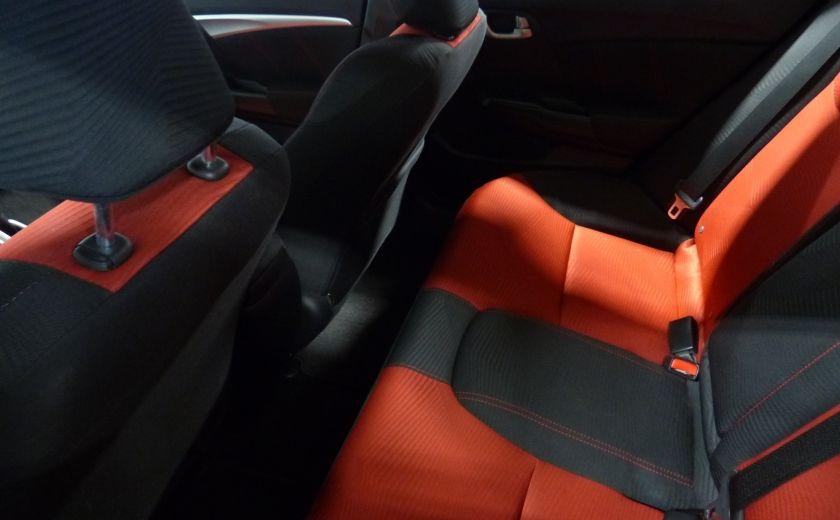 2015 Honda Civic Si (TOIT-NAV-Camera) A/C Gr-Électrique Bluetooth #23