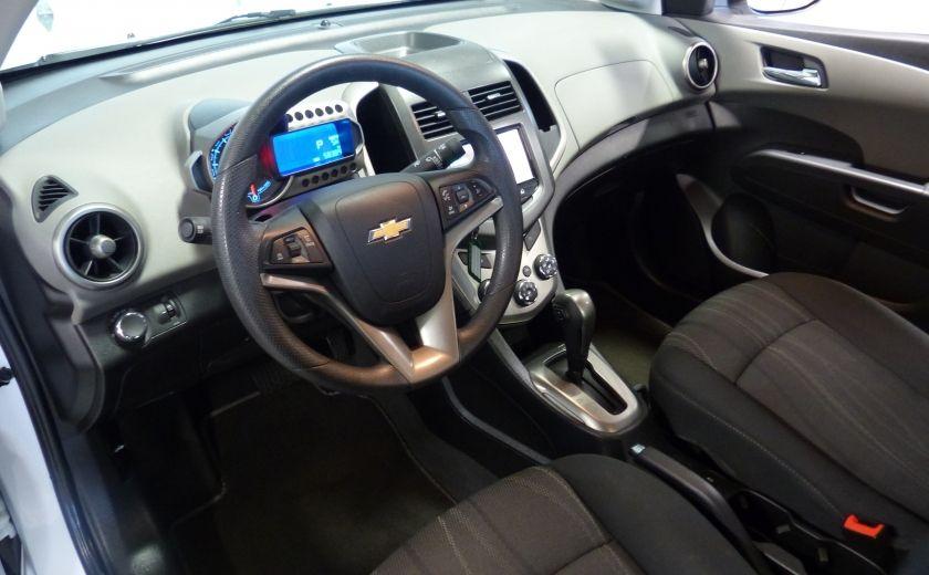 2016 Chevrolet Sonic LT A/C Gr-Électrique (Bluetooth-Caméra) #8