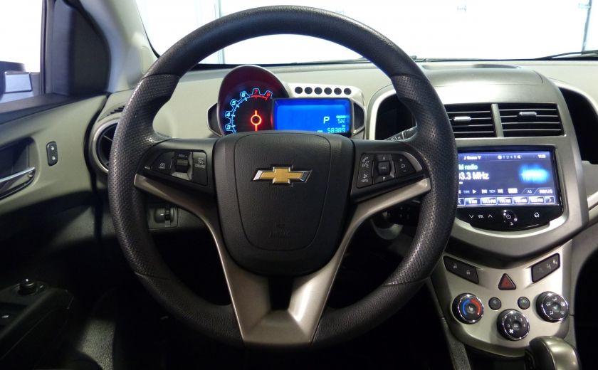 2016 Chevrolet Sonic LT A/C Gr-Électrique (Bluetooth-Caméra) #9