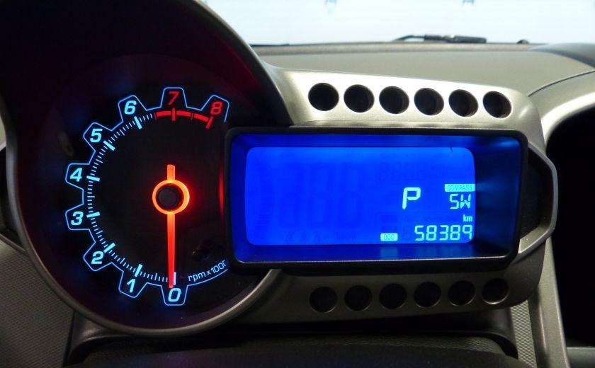 2016 Chevrolet Sonic LT A/C Gr-Électrique (Bluetooth-Caméra) #12