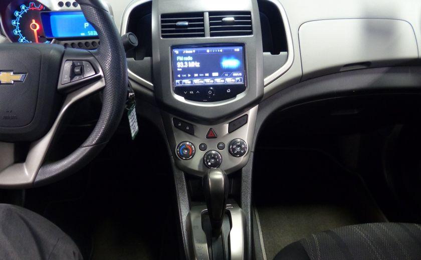 2016 Chevrolet Sonic LT A/C Gr-Électrique (Bluetooth-Caméra) #13