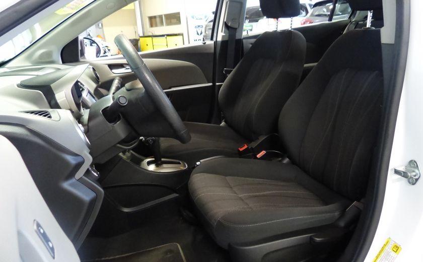 2016 Chevrolet Sonic LT A/C Gr-Électrique (Bluetooth-Caméra) #18