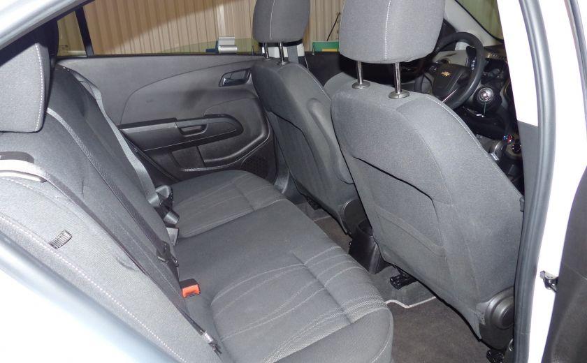 2016 Chevrolet Sonic LT A/C Gr-Électrique (Bluetooth-Caméra) #23