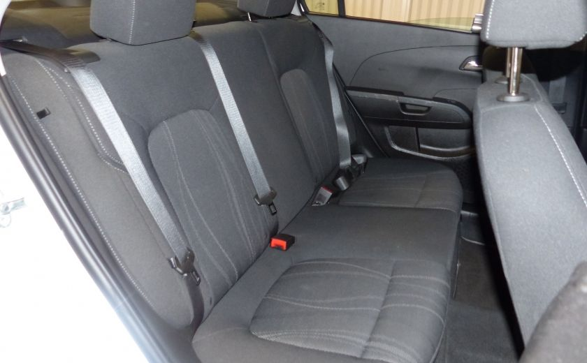 2016 Chevrolet Sonic LT A/C Gr-Électrique (Bluetooth-Caméra) #24