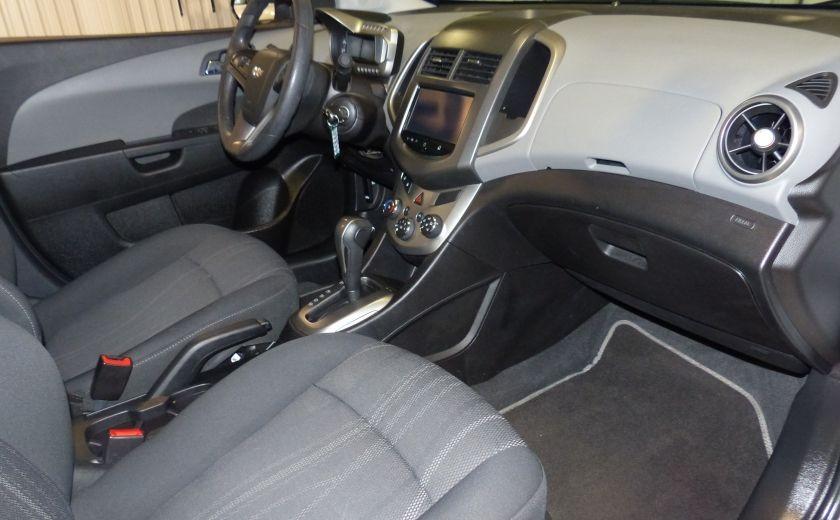 2016 Chevrolet Sonic LT A/C Gr-Électrique (Bluetooth-Caméra) #25