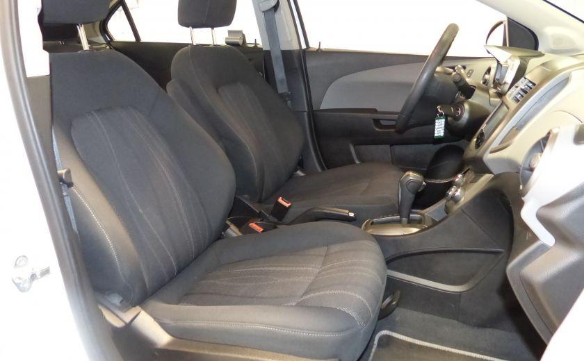 2016 Chevrolet Sonic LT A/C Gr-Électrique (Bluetooth-Caméra) #26