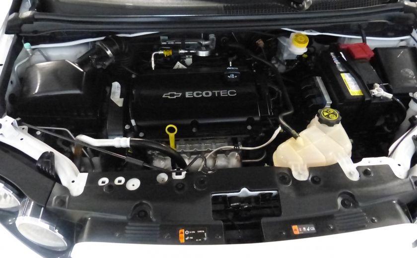 2016 Chevrolet Sonic LT A/C Gr-Électrique (Bluetooth-Caméra) #27