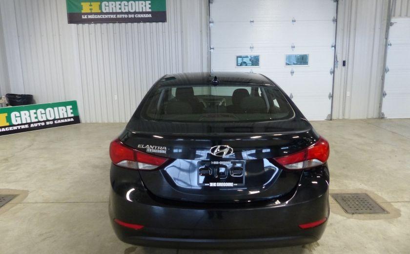 2015 Hyundai Elantra GL A/C Gr-Électrique Blutooth #5