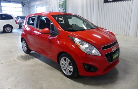 2015 Chevrolet Spark LT A/C Gr-Électrique Bluetooth à Drummondville