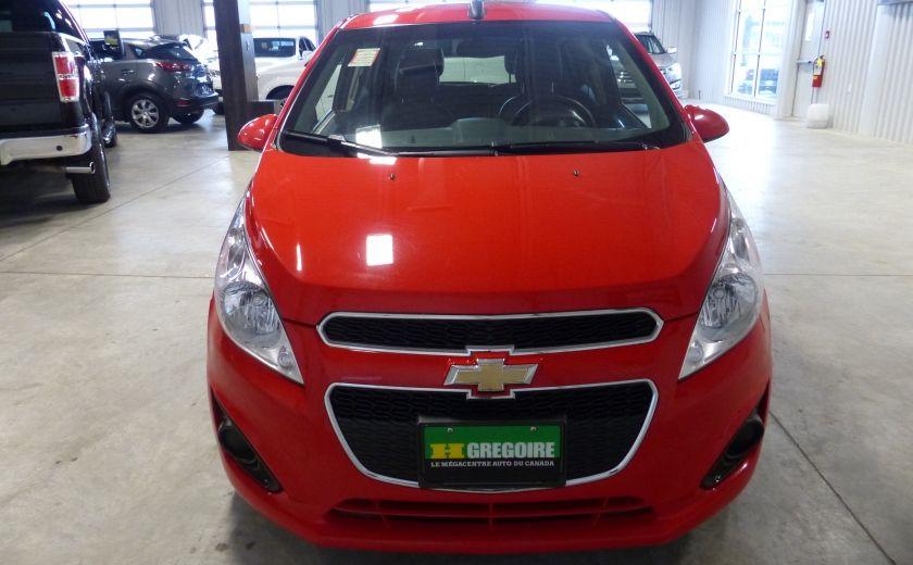 2015 Chevrolet Spark LT A/C Gr-Électrique Bluetooth #1