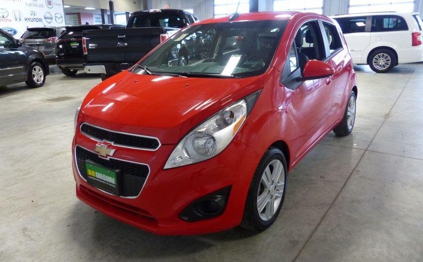 2015 Chevrolet Spark LT A/C Gr-Électrique Bluetooth #2