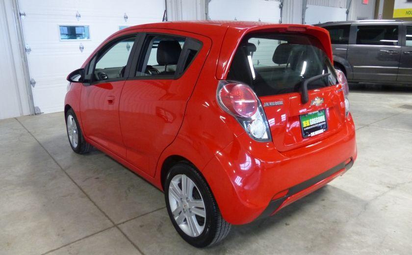 2015 Chevrolet Spark LT A/C Gr-Électrique Bluetooth #4