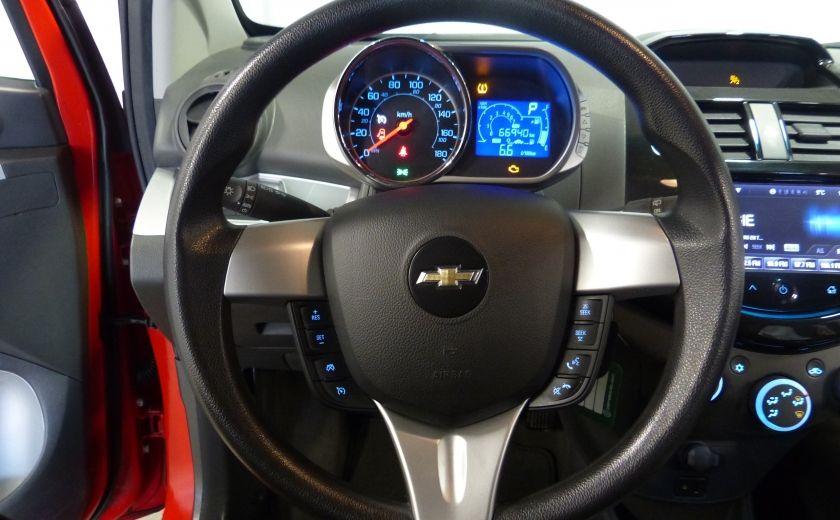 2015 Chevrolet Spark LT A/C Gr-Électrique Bluetooth #9