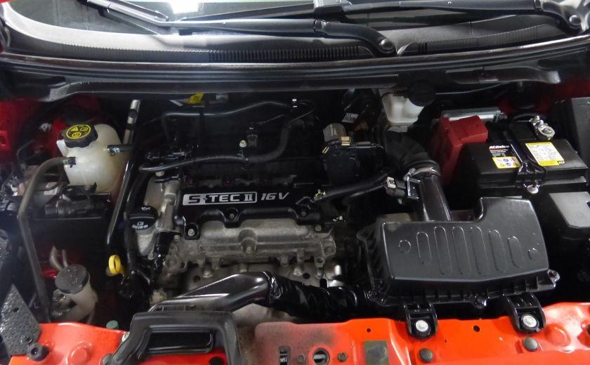 2015 Chevrolet Spark LT A/C Gr-Électrique Bluetooth #26