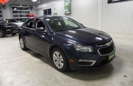 2016 Chevrolet Cruze LT TURBO A/C Gr-Élecetrique Camera Bluetooth #0