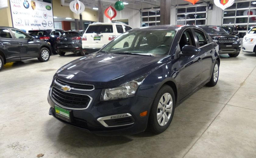 2016 Chevrolet Cruze LT TURBO A/C Gr-Élecetrique Camera Bluetooth #2