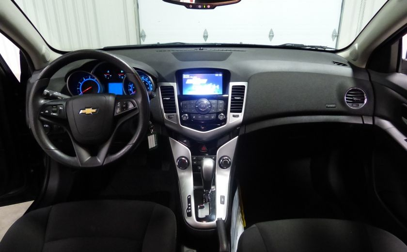 2016 Chevrolet Cruze LT TURBO A/C Gr-Élecetrique Camera Bluetooth #9
