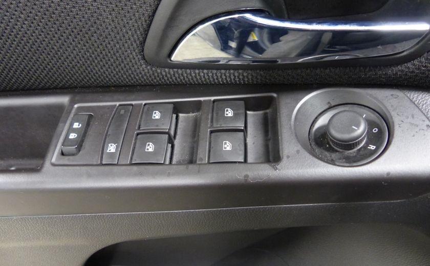 2016 Chevrolet Cruze LT TURBO A/C Gr-Élecetrique Camera Bluetooth #17