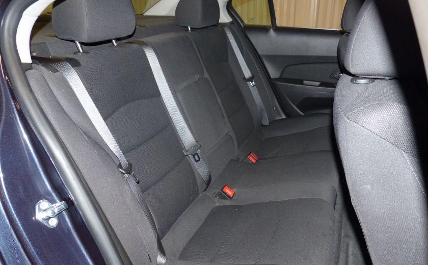 2016 Chevrolet Cruze LT TURBO A/C Gr-Élecetrique Camera Bluetooth #24