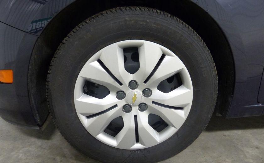 2016 Chevrolet Cruze LT TURBO A/C Gr-Élecetrique Camera Bluetooth #28