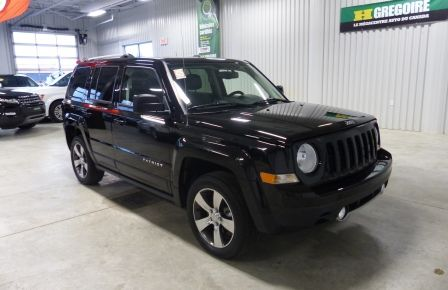 2016 Jeep Patriot High Altitude 4X4 (TOIT-CUIR) A/C Gr-Électrique Bl à Sherbrooke
