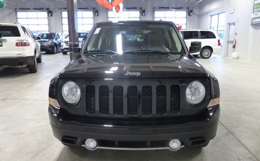 2016 Jeep Patriot High Altitude 4X4 (TOIT-CUIR) A/C Gr-Électrique Bl #1