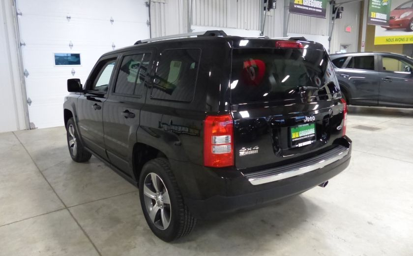 2016 Jeep Patriot High Altitude 4X4 (TOIT-CUIR) A/C Gr-Électrique Bl #4